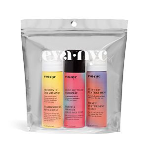 Eva NYC #stylesesh 3-Piece Travel Set