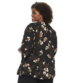 Plus Size EVRI Kimono Jacket