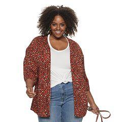365f091c0 Womens Plus 3/4 Sleeve Tops, Clothing | Kohl's