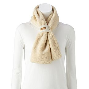 Women's Koolaburra by UGG Faux Sherpa Pull Through Scarf