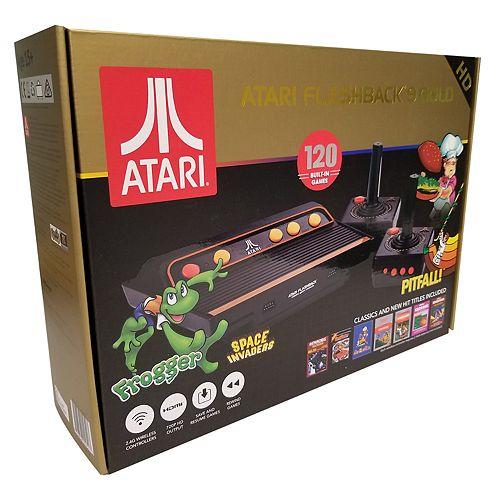 Atari Flashback 9 Gold 2018