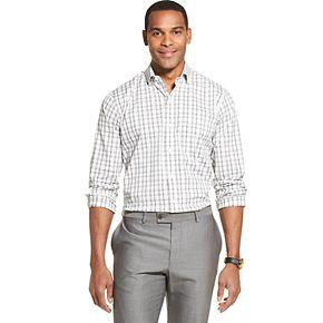 Men's Van Heusen Traveler Classic Fit Patterned Shirt