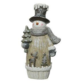 Illumax Decorative Festive Snowman