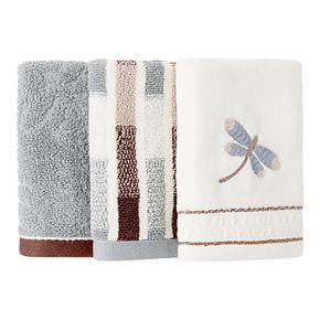 Shalimar 6-pack Washcloth Set