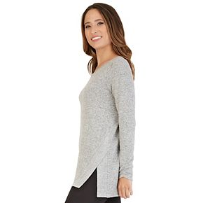 Women's Apt. 9 Fuzzy Hi-Low Tunic