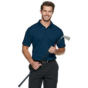 Men's Tek Gear® Slim-Fit Golf Polo