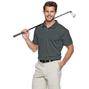 Men's Tek Gear® Classic-Fit Golf Polo