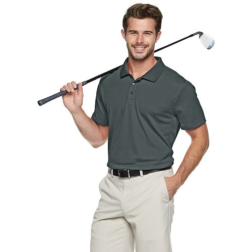 Men's Tek Gear® Classic-Fit Golf Polo