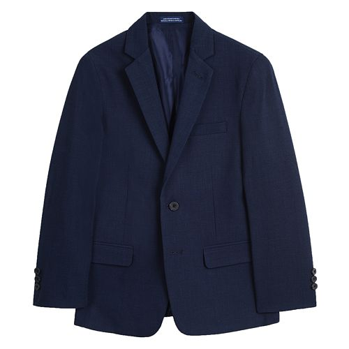 Boys 8-20 IZOD Mini-Grid Blazer
