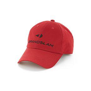 Men's Grand Slam Classic Lightweight Cotton Golf Cap