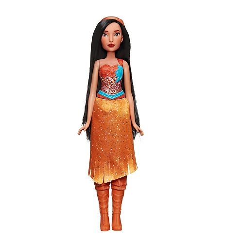 NEW Disney Princess Royal Shimmer Snow White Ariel Aurora Cinderella Pocahontas