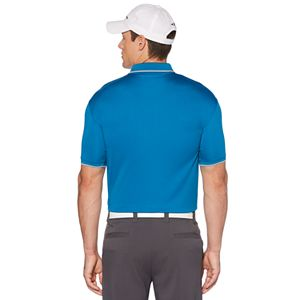 Men's Grand Slam DriFlow Colorblock Performance Golf Polo