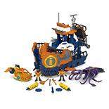 Imaginext® Deep Sea Mission Command Boat