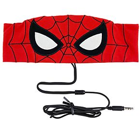 eKids Marvel Spiderman Headband Headphones