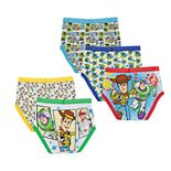 Boys 4-20 Disney / Pixar Toy Story 5-Pack Briefs