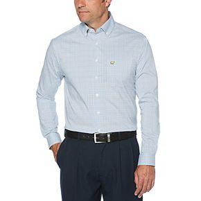 Men's Jack Nicklaus Regular-Fit Stretch Button-Down Shirt