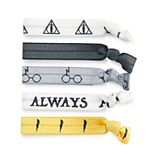 "Harry Potter ""Always"" Deathly Hallows Hair Ties"