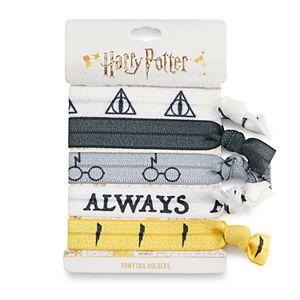 "Harry Potter ""Always"" Deathly Hallows Hair Ties"