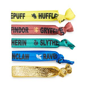 Harry Potter House Hair Ties