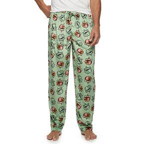 Men's Fortnite Burger Sleep Pants