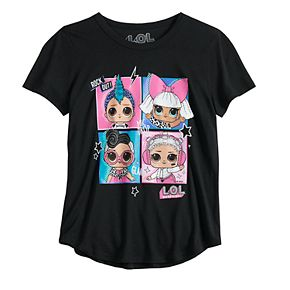 Girls 7-16 LOL Surprise Graphic Tee