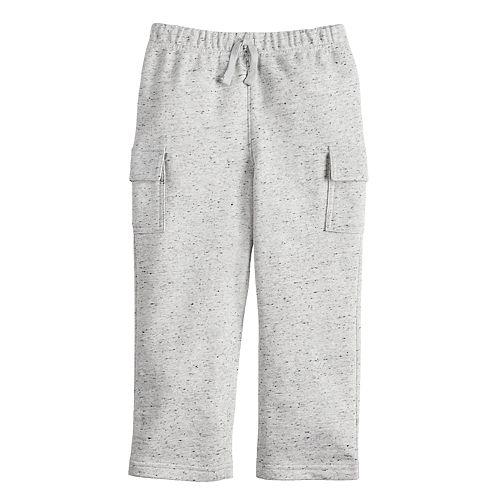 Toddler Boy Jumping Beans® Knit Cargo Pants