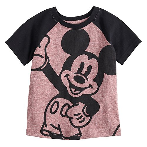 Toddler Boy Disney's Mickey Mouse Smiling Mickey Graphic Tee by Jumping Beans®