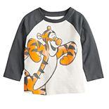 Disney's Tigger Baby Boy Graphic Raglan Tee by Jumping Beans®