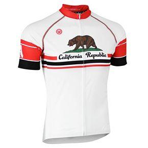 Women's Canari California Bear Jersey