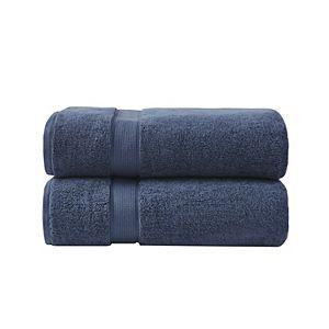 Madison Park 2-pack Signature Cotton Bath Sheet Set