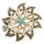 Napier Flower Pin