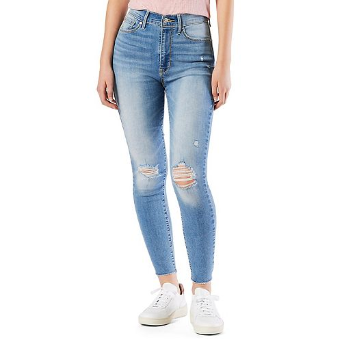Juniors' DENIZEN from Levi's® Ultra High Rise Ankle Jeggings