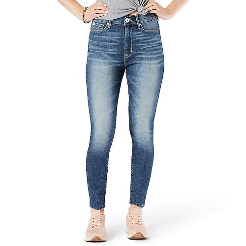 Juniors' DENIZEN from Levi's Ultra High Rise Jeggings