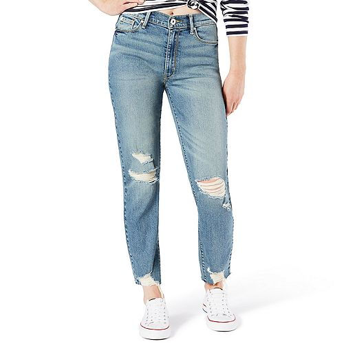Juniors' DENIZEN from Levi's High Rise Vintage Slim Jeans