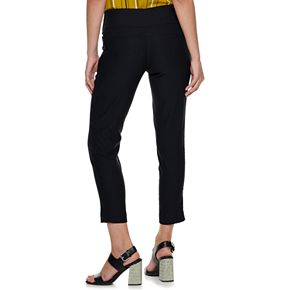 Women's Apt. 9® Tummy Control Millennium Pull-On Ankle Dress Pant