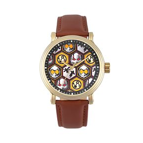 Marvel's Ant-Man Men's Gold Tone Watch