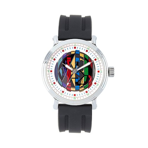 Marvel's Avengers Endgame Men's Silicone Band Watch