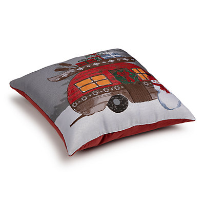 St. Nicholas Square® Tapestry Camper Pillow