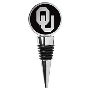 Oklahoma Sooners Wine Stopper
