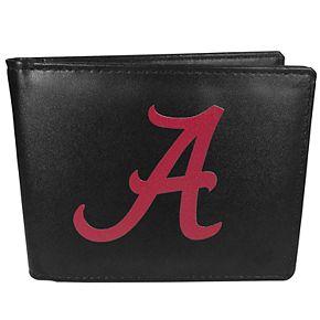 Alabama Crimson Tide Logo Bi-Fold Wallet