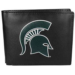 Michigan State Spartans Logo Bi-Fold Wallet