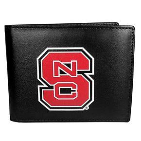 North Carolina State Wolfpack Logo Bi-Fold Wallet