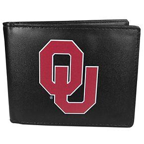 Oklahoma Sooners Logo Bi-Fold Wallet