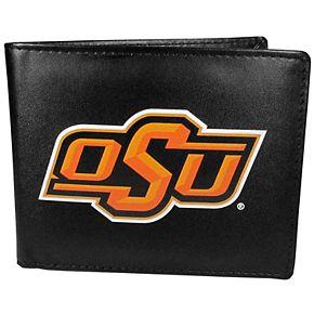 Oklahoma State Cowboys Logo Bi-Fold Wallet