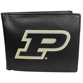 Purdue Boilermakers Logo Bi-Fold Wallet