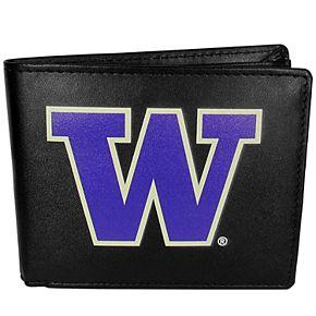 Washington Huskies Logo Bi-Fold Wallet