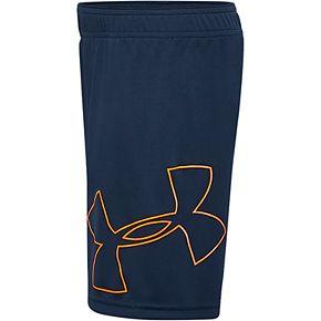 Boys 4-7 Under Armour Big Logo Shorts