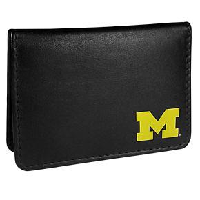Men's Michigan Wolverines Weekend Bi-Fold Wallet