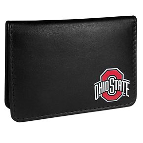 Men's Ohio State Buckeyes Weekend Bi-Fold Wallet