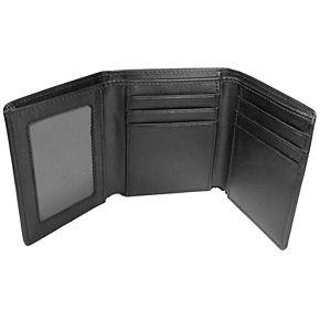 Men's Clemson Tigers Tri-Fold Wallet